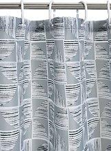 Habitat Pin Wheel Shower Curtain