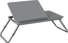 Habitat Portable Laptop Tray - Grey