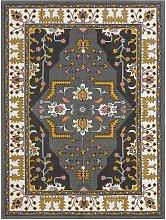 Habitat Printed Persian Flatweave Rug -120x160cm -
