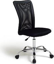 Habitat Reade Mesh Office Chair - Black