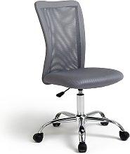 Habitat Reade Mesh Office Chair - Grey
