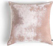 Habitat Regency Plain Cushion - Dusty Pink -