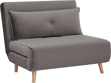Habitat Roma Small Double Fabric Chair Bed -