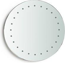 Habitat Round Illuminated Bathroom Mirror
