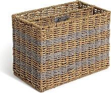 Habitat Seagrass Magazine Basket