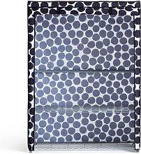 Habitat Sicilia Storage Wardrobe - Blue & White