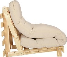 Habitat Single Futon Sofa Bed with Mattress -