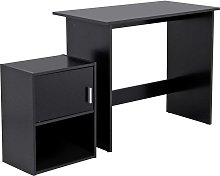 Habitat Soho Office Desk and Cabinet Package -