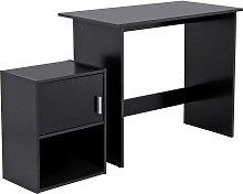 Habitat Soho Office Desk and Cabinet Package -