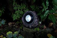 Habitat Solar 15 Lumen Jumbo Rock Light