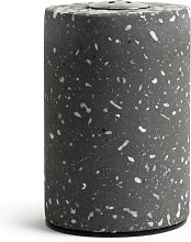 Habitat Terrazzo Salt Shaker - Black