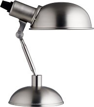 Habitat Tommy Desk Lamp - Silver