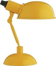 Habitat Tommy Desk Lamp - Yellow