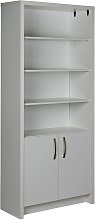 Habitat Venice 3 Shelf Display Cabinet - White
