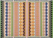 Habitat Vida Flatweave Wool Rug - 140x200cm -