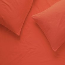 Habitat Washed Coral Bedding Set - Kingsize