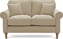 Habitat William 2 Seater Fabric Sofa - Natural