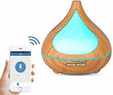 Hacevida Smart WiFi Essential Oil Diffuser