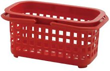 Hachiman - Cestino Laundry Storage Basket Small Red