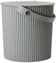 Hachiman - Gray Omnioutil Multipurpose Bucket - M
