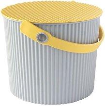 Hachiman - Omnioutil Storage Bucket Lid Small Grey