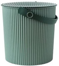 Hachiman - Omnioutil Storage Bucket & Lid Small in