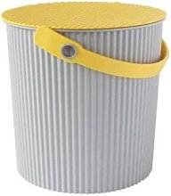 Hachiman - Omnioutil Storage Bucket with Lid Large