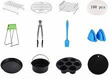 Hacker Air Fryer Accessories 8-inch 12-piece Set