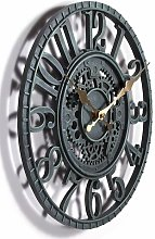 Hackleburg 30 cm Silent Wall Clock Sol 72 Outdoor