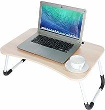 Hadaiis Foldable Laptop Desk Portable Laptop Bed