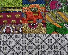 Hadson Craft Fabric, Diamond Love, One Size