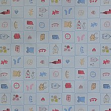 Hadson Craft Printed Cotton Baby Icons Heavy Duty