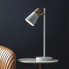Hagar 64cm Desk Lamp Mercury Row