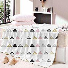 HAHAHAG Flannel Blanket triangle 3D Printing
