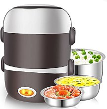 HAiHALA Electric Lunch Box Food Warmer, Portable