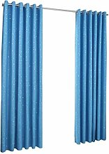 HAIK Blackout Curtains Sliding Patio Door Curtain