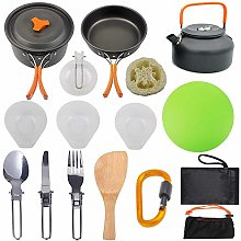 HAIK Camping Cookware Kit Camping Accessories