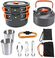 HAIK Cooking Equipment Portable Non Stick Pot Pan
