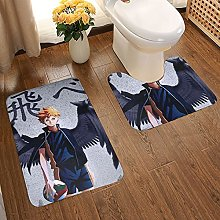 Haikyuu Cool Soft Flannel Floor Mats Carpets