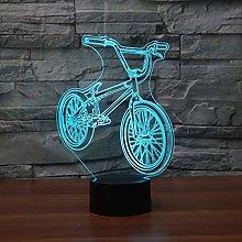 HAILI Decorative Lights/Led Bedside BMX Night