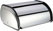 Hailiang Bread Bin Roll Top Stainless Steel Silver
