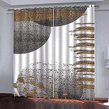 Hailongdia 3D Blackout Curtain Kitchen For Window