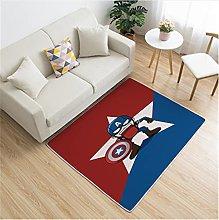Haiqings Spiderman Kids Play Floor Mat Carpets For