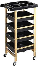 Hairdressing Tool Trolley With Wheels, Medical
