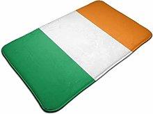 HaiYI-ltd Flag Of Ireland Door Mat,Welcome Rug