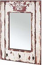 HAKU Furniture Wardrobe, Metal, Vintage, 10x52x80