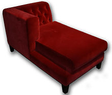 Hall Sofa by Driade Red