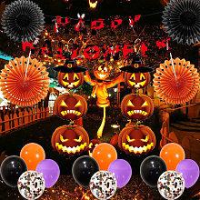 Halloween Balloons, Halloween Party Balloons,