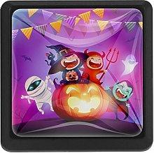 Halloween Celebration Fun Party Square Cabinet