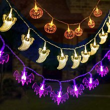 Halloween Decoration, 40 LED 6M Battery Operated